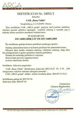 ISO Sertifikatas-2