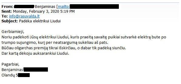 Padeka Liudui